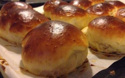 Prepara un rico pan de leche sin glúten