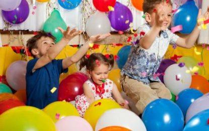 Divierte a tus chamos en las fiestas infantiles con estos juegos