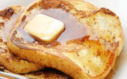 Sorprende en el desayuno con unas ricas y dulces tostadas francesas