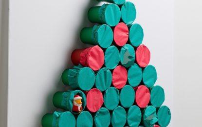 Recupera objetos del árbol de Navidad
