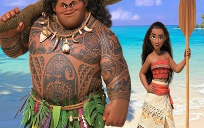 Moana: la nueva princesa de Disney
