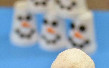 El juego de Snowman Slam