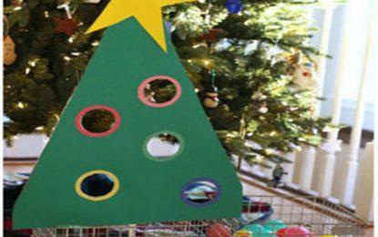 Divertido juego para tus fiestas navideñas