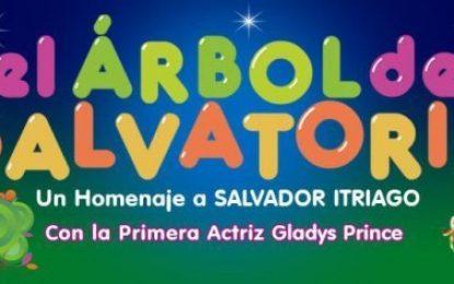 """La obra infantil: """"El Árbol de Salvatoris"""""""