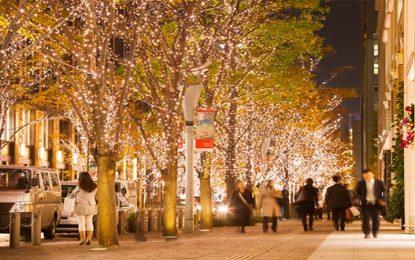 De paseo por: La Navidad en japonesa