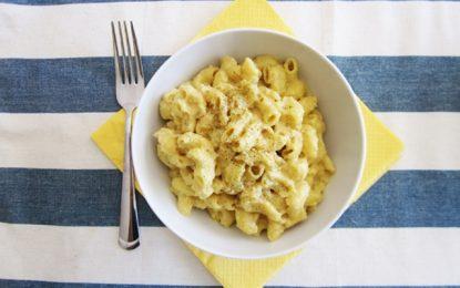 El mejor Mac & Cheese Vegano