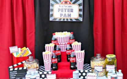 Una fiesta de cumpleaños de película