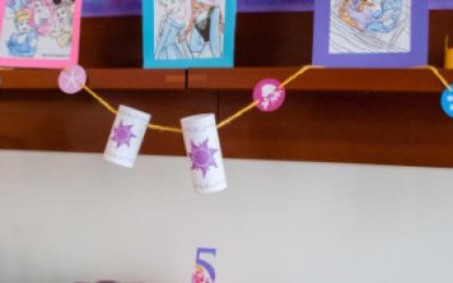 FiestaKids: Cumpleaños de Princesa