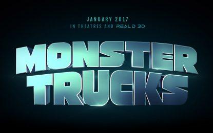 Monster Trucks, una nueva aventura sobre ruedas