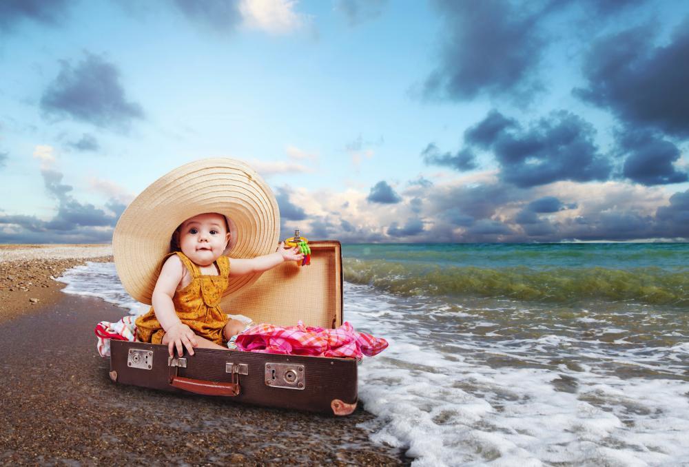 17 consejos para vacacionar con un bebé