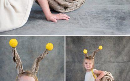 DIY: Disfraz de caracol