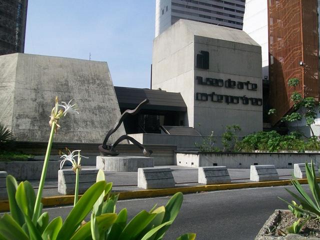 De paseo por: El Museo de Arte Contemporáneo de Caracas
