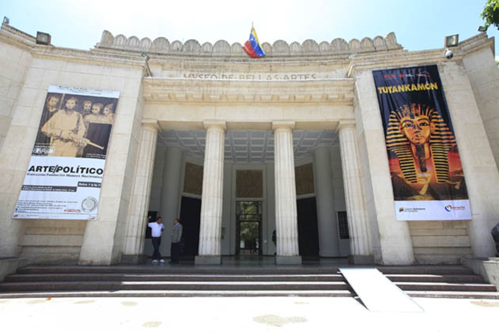De paseo por: El museo de Bellas Artes