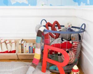 DIY: renueva la decoración en la habitación de tus hijos