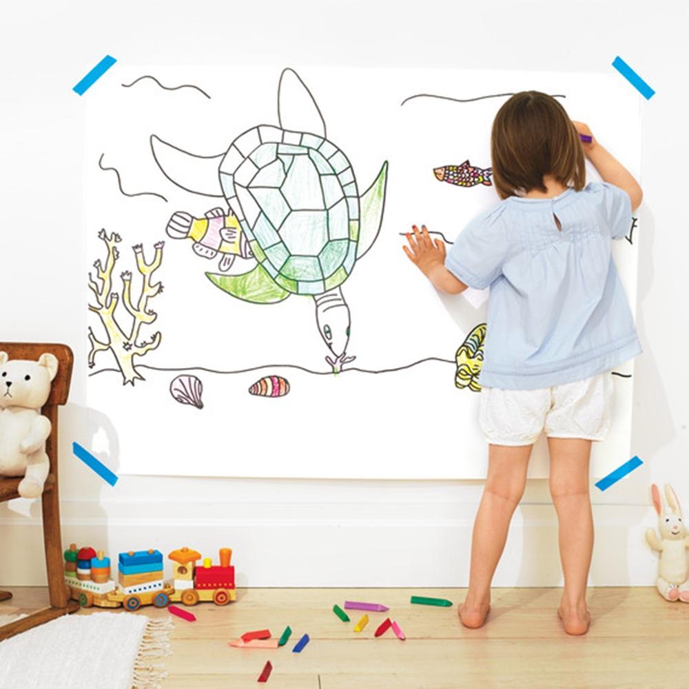 Ideas para dejar volar la imaginación de los niños