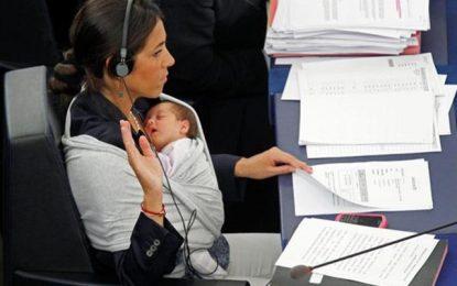 10 maneras en que las madres equilibran el trabajo y la familia