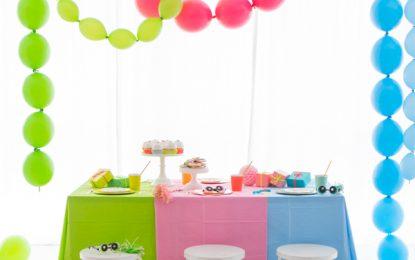 Inspirate con estas ideas para una fiesta temática de Las Chicas Superpoderosas