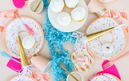 3 ideas para decorar una fiesta de cumpleaños