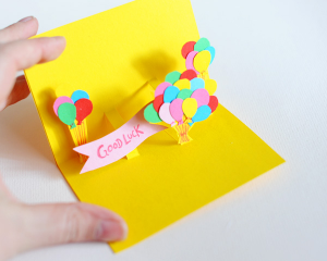 DIY Tarjetas Pop-Up