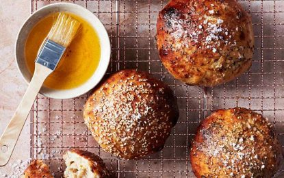 Prepara esta receta de los Emiratos Árabes: Khameer