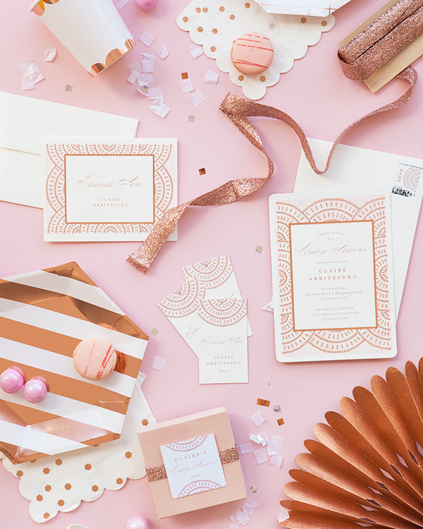 Tres hermosas ideas para decorar un Baby Showers