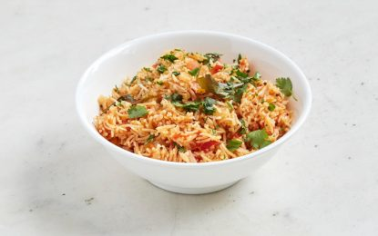 Prepara este delicioso arroz de tomáte